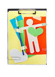 Clipboard. Stock Photography