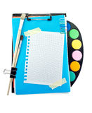 Clipboard. Royalty Free Stock Image