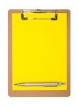 clipboard Fotografia Stock