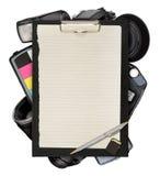 clipboard στοκ φωτογραφία με δικαίωμα ελεύθερης χρήσης
