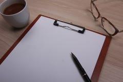 clipboard Стоковое Изображение