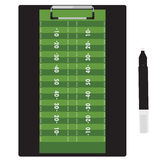 Clipboard soccer Stock Photos