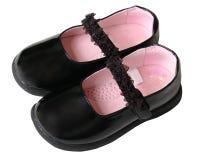 clippathed ботинки способа Стоковое фото RF
