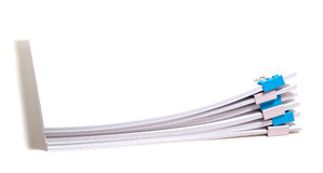 Clipped paper Royalty Free Stock Photo
