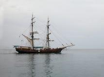 Clipper Schip voor Huur Royalty-vrije Stock Foto's