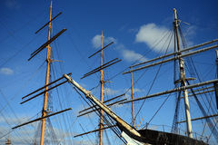The Clipper Ship Royalty Free Stock Photo