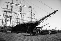 Clipper Ship Peking Stock Photos
