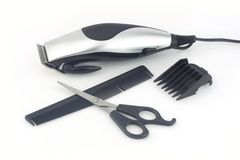 Free Clippers And Accessories Royalty Free Stock Photography - 3927347