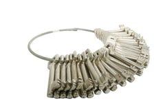clippingen keys banan Arkivbild