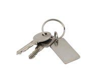 clippingen keys banan royaltyfri foto
