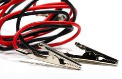Clips électriques Photos libres de droits