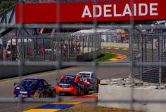 Clipsal 500 Adelaide Stock Photography