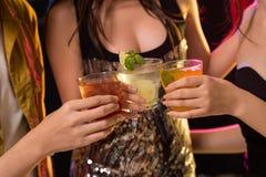 Cliquer sur de Friend?s Images stock
