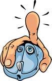 Cliquetis Image libre de droits