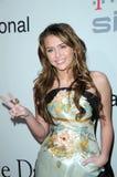 Clive迪维斯, Miley Cyrus 库存照片