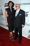 Clive Davis, Jennifer Hudson Stock Photography