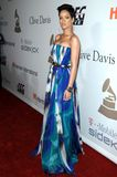 Clive Davis, Rihanna Stock Images