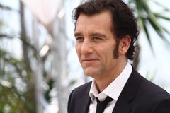 Clive Owen Stock Photo