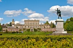 Cliveden garden England Royalty Free Stock Photography