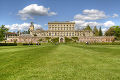 Cliveden garden England in HDR Stock Photos