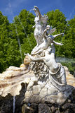 Cliveden House Foutain of Love. The Fountain of Love at Cliveden House sulpted by Thomas Waldo Story Royalty Free Stock Images