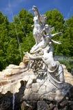 Cliveden hus Foutain av förälskelse Royaltyfria Bilder