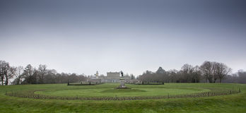 Clivedon House viewed from garden Royalty Free Stock Photos