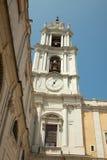 Cloître de palais national - Mafra (Portugal) Photographie stock libre de droits