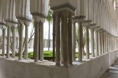 Cloître du paradis, Amalfi Photographie stock libre de droits