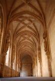 Cloître gothique 2 Photos stock