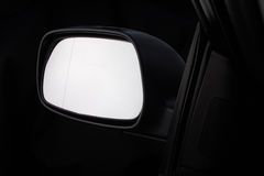 Cloae up of car mirror Royalty Free Stock Photography
