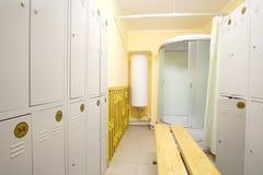 Cloakroom Royalty Free Stock Photos