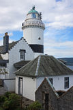 Cloch lighthouse Stock Photos