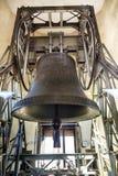 Cloche célèbre nouveau Pummerin dans le Stephansdom Photo stock