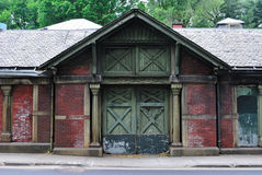 Cloche dans Central Park images libres de droits