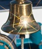 Cloche de bateau Photographie stock libre de droits