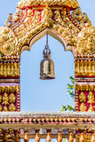 Cloche de la Thaïlande Images stock