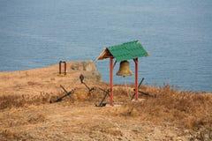Cloche de mer Photographie stock