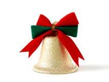 Cloche de Noël Photos stock