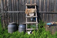 Cloche rurale images libres de droits