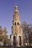 Cloche-tour orthodoxe Photographie stock