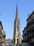 Clocher, Basilique Saint-Michel, Bordeaux Stock Photos