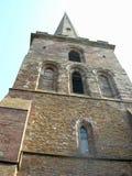 Clocher d'église Image libre de droits