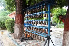 cloches Image libre de droits
