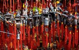 Cloches chinoises photo libre de droits