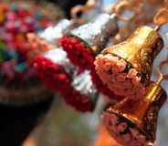 Cloches décoratives Photos stock