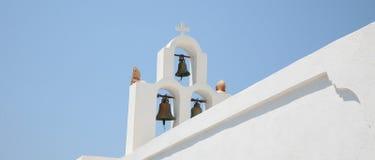 Cloches d'église Images libres de droits