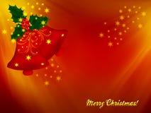Cloches de Noël Illustration Stock