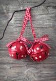 Cloches de Noël photo libre de droits