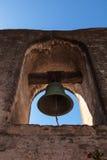 Cloches de San Juan Capistrano de mission Photos libres de droits